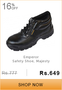 Emperor Safety Shoe, Majesty