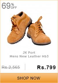 JK Port Mens New Leather Hb3, JKPHB3TAN