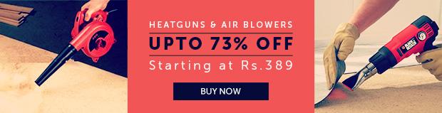 Heatguns & Air Blowers